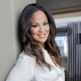 Laila Ali, 4-time undefeated world champion boxer and author of Food for Life